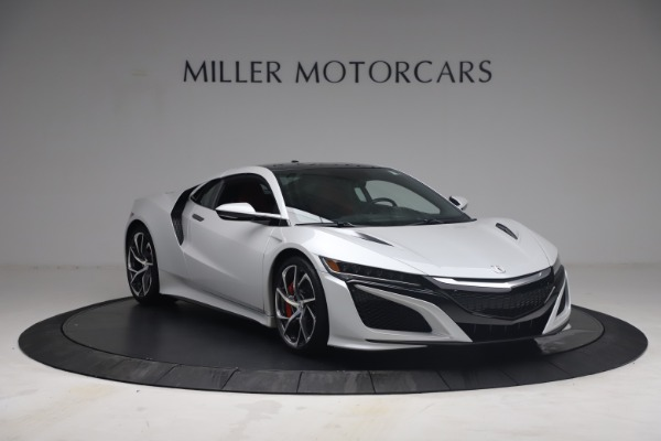 Used 2017 Acura NSX SH-AWD Sport Hybrid for sale $139,900 at Bentley Greenwich in Greenwich CT 06830 11