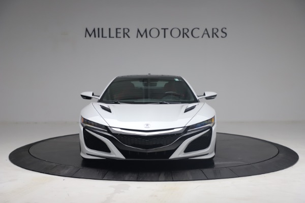 Used 2017 Acura NSX SH-AWD Sport Hybrid for sale $139,900 at Bentley Greenwich in Greenwich CT 06830 12