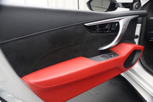 Used 2017 Acura NSX SH-AWD Sport Hybrid for sale $139,900 at Bentley Greenwich in Greenwich CT 06830 16