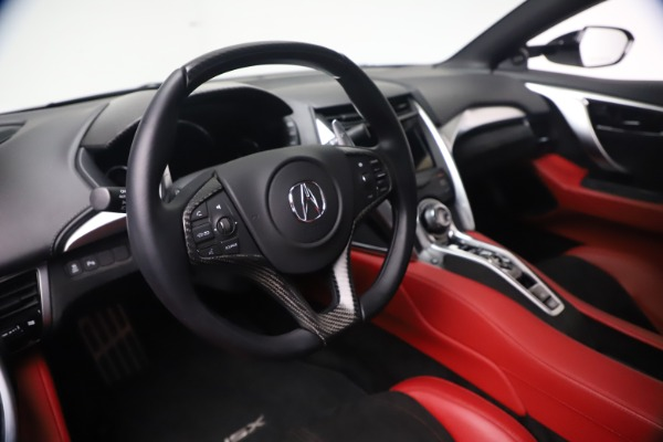 Used 2017 Acura NSX SH-AWD Sport Hybrid for sale $139,900 at Bentley Greenwich in Greenwich CT 06830 20