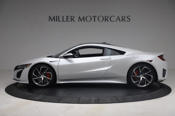 Used 2017 Acura NSX SH-AWD Sport Hybrid for sale $139,900 at Bentley Greenwich in Greenwich CT 06830 3