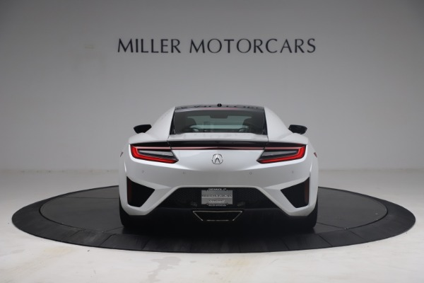 Used 2017 Acura NSX SH-AWD Sport Hybrid for sale $139,900 at Bentley Greenwich in Greenwich CT 06830 6