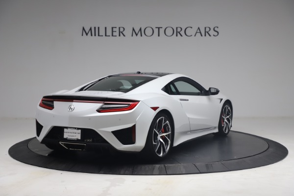 Used 2017 Acura NSX SH-AWD Sport Hybrid for sale $139,900 at Bentley Greenwich in Greenwich CT 06830 7