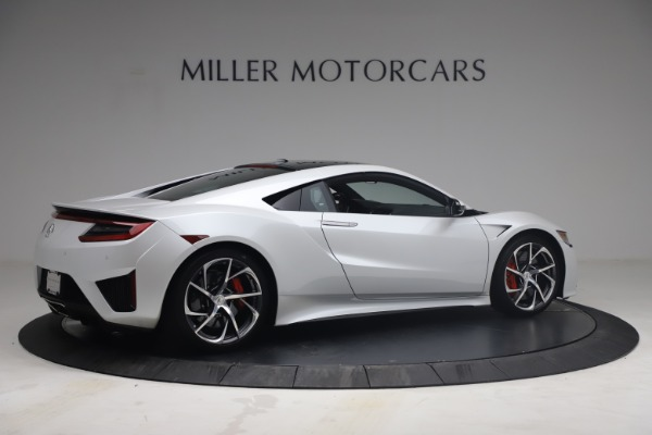 Used 2017 Acura NSX SH-AWD Sport Hybrid for sale $139,900 at Bentley Greenwich in Greenwich CT 06830 8