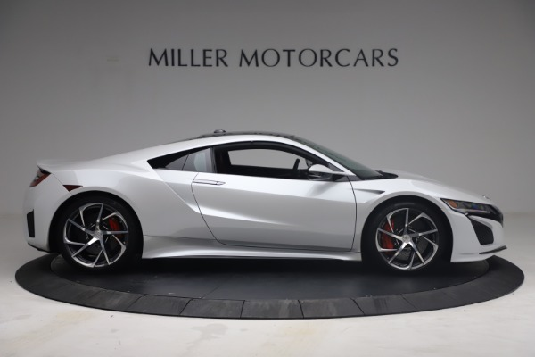 Used 2017 Acura NSX SH-AWD Sport Hybrid for sale $139,900 at Bentley Greenwich in Greenwich CT 06830 9
