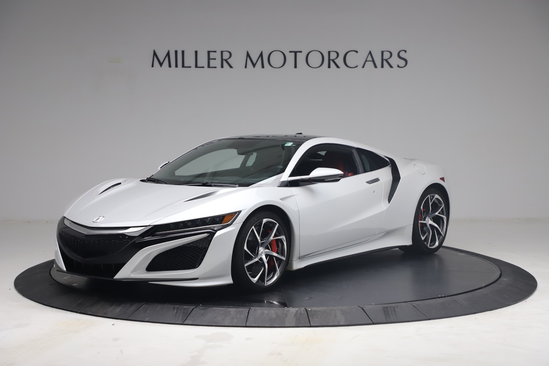 Used 2017 Acura NSX SH-AWD Sport Hybrid for sale $139,900 at Bentley Greenwich in Greenwich CT 06830 1