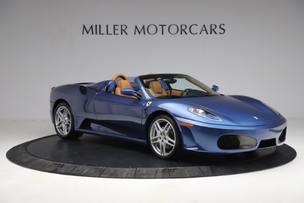 Used 2006 Ferrari F430 Spider for sale $139,900 at Bentley Greenwich in Greenwich CT 06830 10