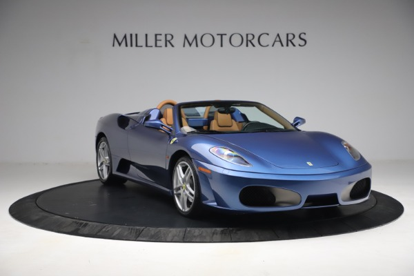 Used 2006 Ferrari F430 Spider for sale $139,900 at Bentley Greenwich in Greenwich CT 06830 11