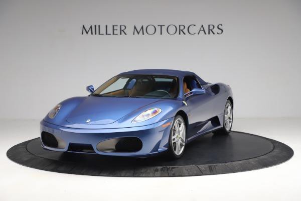 Used 2006 Ferrari F430 Spider for sale $139,900 at Bentley Greenwich in Greenwich CT 06830 13