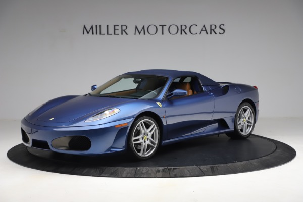 Used 2006 Ferrari F430 Spider for sale $139,900 at Bentley Greenwich in Greenwich CT 06830 14