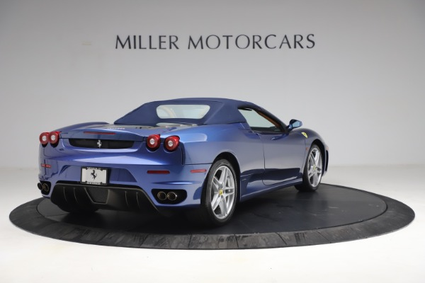 Used 2006 Ferrari F430 Spider for sale $139,900 at Bentley Greenwich in Greenwich CT 06830 19