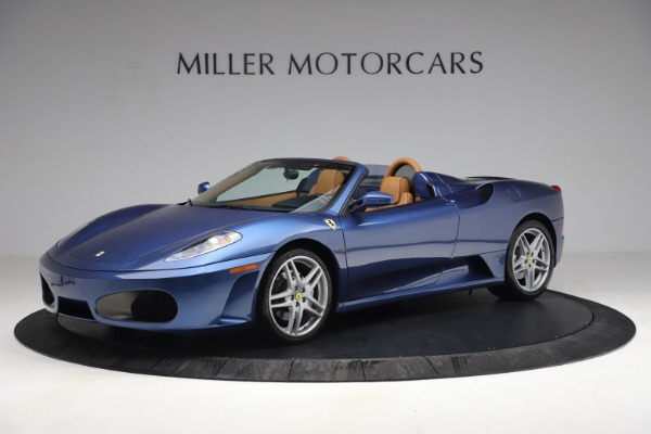 Used 2006 Ferrari F430 Spider for sale $139,900 at Bentley Greenwich in Greenwich CT 06830 2