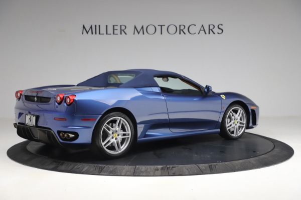 Used 2006 Ferrari F430 Spider for sale $139,900 at Bentley Greenwich in Greenwich CT 06830 20