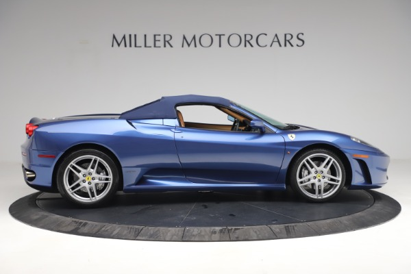 Used 2006 Ferrari F430 Spider for sale $139,900 at Bentley Greenwich in Greenwich CT 06830 21