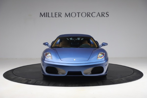 Used 2006 Ferrari F430 Spider for sale $139,900 at Bentley Greenwich in Greenwich CT 06830 24