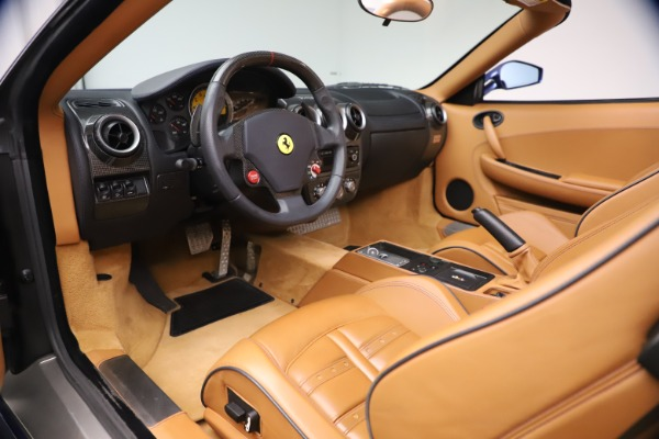 Used 2006 Ferrari F430 Spider for sale $139,900 at Bentley Greenwich in Greenwich CT 06830 25