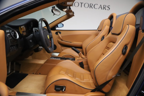 Used 2006 Ferrari F430 Spider for sale $139,900 at Bentley Greenwich in Greenwich CT 06830 26