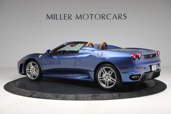 Used 2006 Ferrari F430 Spider for sale $139,900 at Bentley Greenwich in Greenwich CT 06830 4