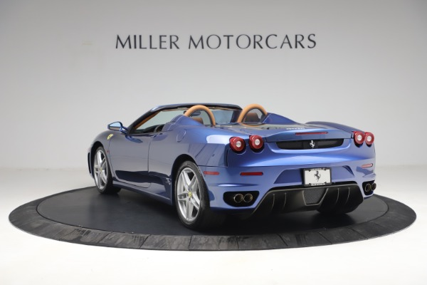 Used 2006 Ferrari F430 Spider for sale $139,900 at Bentley Greenwich in Greenwich CT 06830 5
