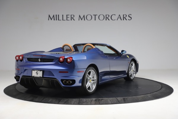 Used 2006 Ferrari F430 Spider for sale $139,900 at Bentley Greenwich in Greenwich CT 06830 7