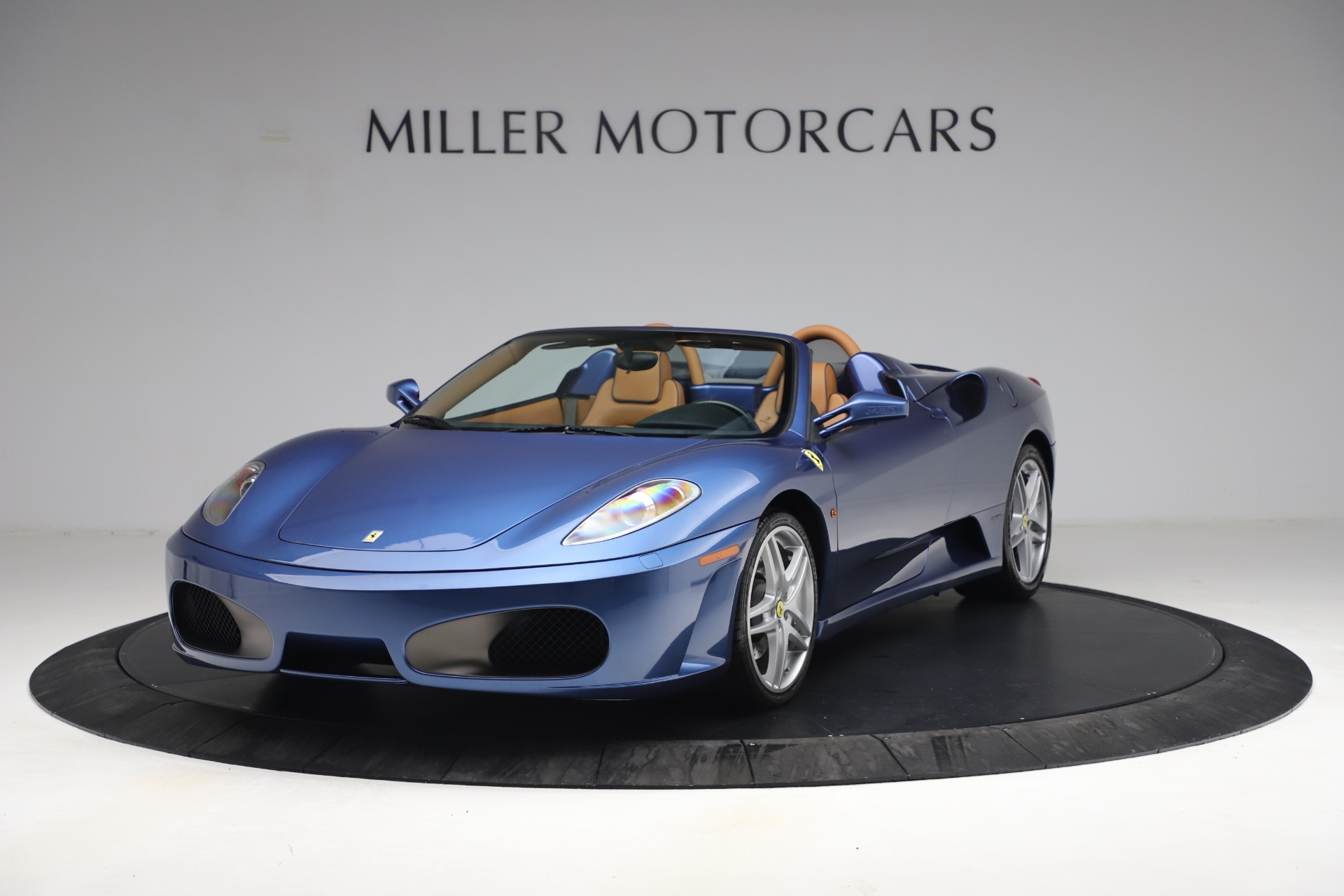 Used 2006 Ferrari F430 Spider for sale $139,900 at Bentley Greenwich in Greenwich CT 06830 1