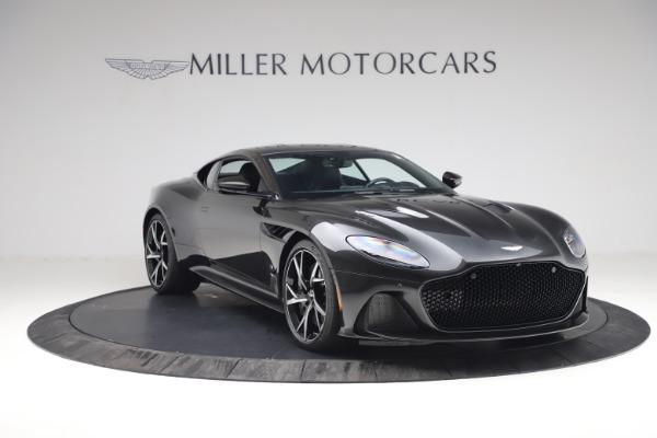 New 2021 Aston Martin DBS Superleggera 007 for sale $391,211 at Bentley Greenwich in Greenwich CT 06830 10