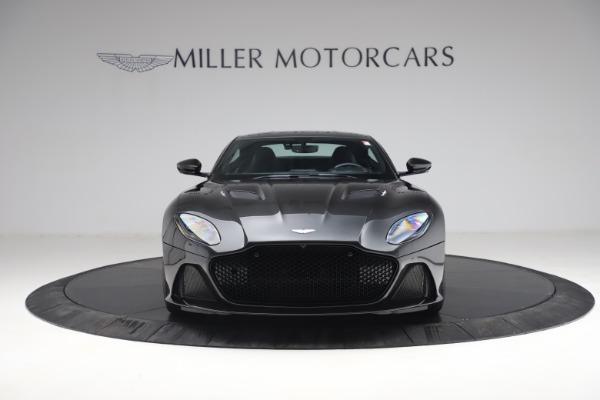 New 2021 Aston Martin DBS Superleggera 007 for sale $391,211 at Bentley Greenwich in Greenwich CT 06830 11