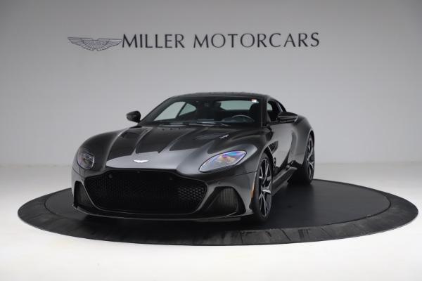 New 2021 Aston Martin DBS Superleggera 007 for sale $391,211 at Bentley Greenwich in Greenwich CT 06830 12