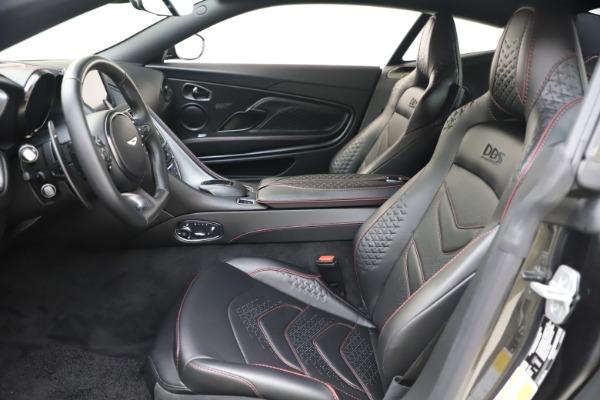 New 2021 Aston Martin DBS Superleggera 007 for sale $391,211 at Bentley Greenwich in Greenwich CT 06830 13