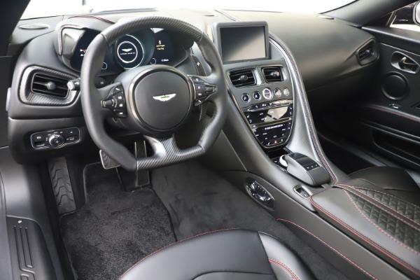 New 2021 Aston Martin DBS Superleggera 007 for sale $391,211 at Bentley Greenwich in Greenwich CT 06830 14