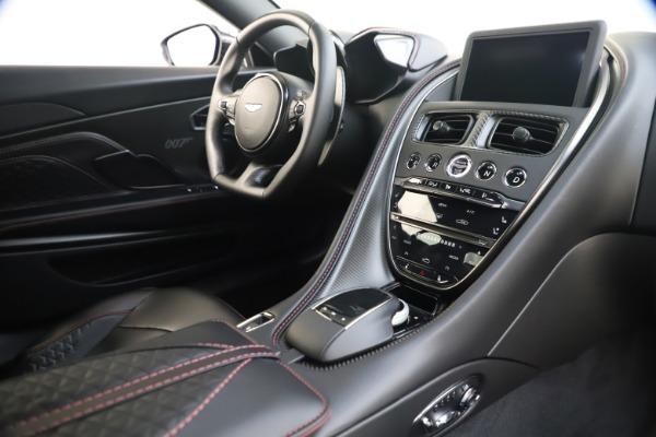 New 2021 Aston Martin DBS Superleggera 007 for sale $391,211 at Bentley Greenwich in Greenwich CT 06830 17