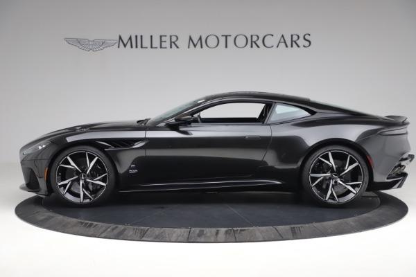 New 2021 Aston Martin DBS Superleggera 007 for sale $391,211 at Bentley Greenwich in Greenwich CT 06830 2
