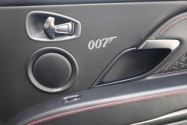 New 2021 Aston Martin DBS Superleggera 007 for sale $391,211 at Bentley Greenwich in Greenwich CT 06830 21
