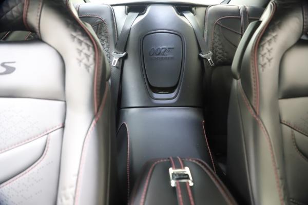 New 2021 Aston Martin DBS Superleggera 007 for sale $391,211 at Bentley Greenwich in Greenwich CT 06830 22