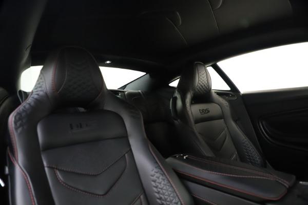 New 2021 Aston Martin DBS Superleggera 007 for sale $391,211 at Bentley Greenwich in Greenwich CT 06830 23