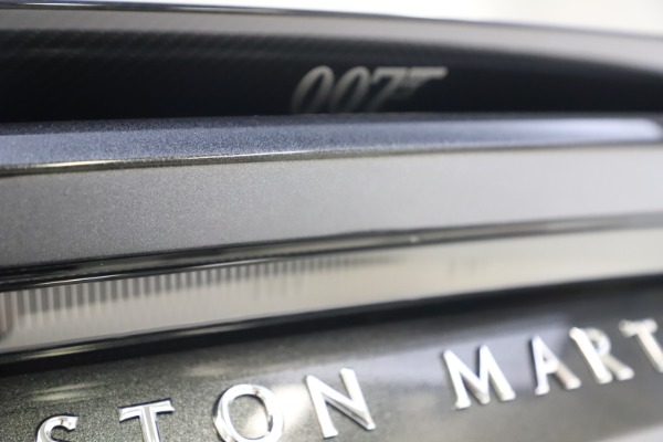 New 2021 Aston Martin DBS Superleggera 007 for sale $391,211 at Bentley Greenwich in Greenwich CT 06830 25