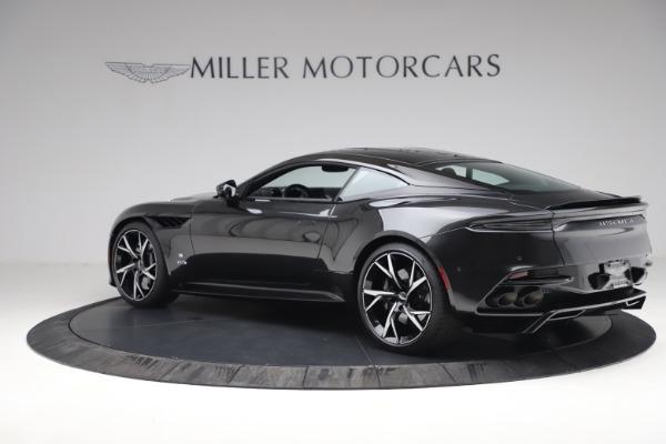 New 2021 Aston Martin DBS Superleggera 007 for sale $391,211 at Bentley Greenwich in Greenwich CT 06830 3