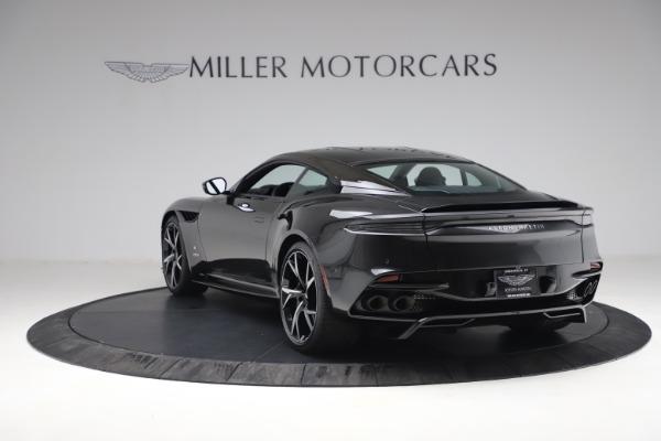 New 2021 Aston Martin DBS Superleggera 007 for sale $391,211 at Bentley Greenwich in Greenwich CT 06830 4