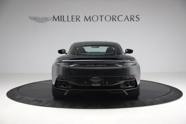 New 2021 Aston Martin DBS Superleggera 007 for sale $391,211 at Bentley Greenwich in Greenwich CT 06830 5