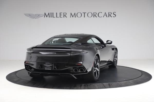 New 2021 Aston Martin DBS Superleggera 007 for sale $391,211 at Bentley Greenwich in Greenwich CT 06830 6