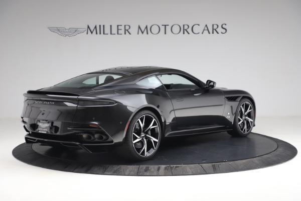 New 2021 Aston Martin DBS Superleggera 007 for sale $391,211 at Bentley Greenwich in Greenwich CT 06830 7
