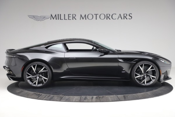 New 2021 Aston Martin DBS Superleggera 007 for sale $391,211 at Bentley Greenwich in Greenwich CT 06830 8