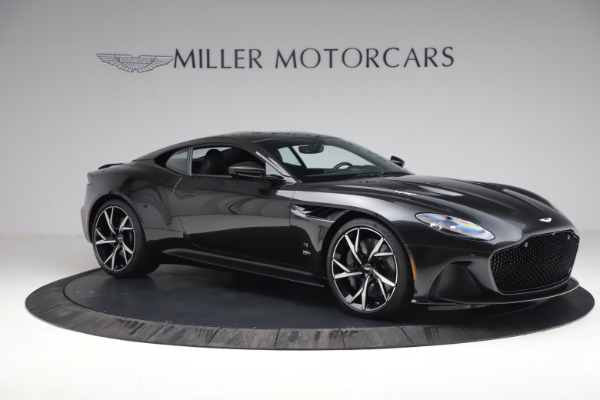 New 2021 Aston Martin DBS Superleggera 007 for sale $391,211 at Bentley Greenwich in Greenwich CT 06830 9