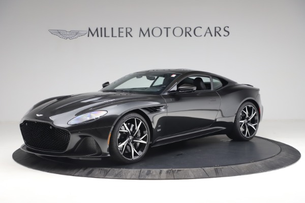 New 2021 Aston Martin DBS Superleggera 007 for sale $391,211 at Bentley Greenwich in Greenwich CT 06830 1