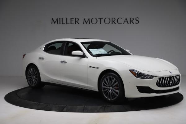 New 2021 Maserati Ghibli SQ4 for sale $85,804 at Bentley Greenwich in Greenwich CT 06830 10