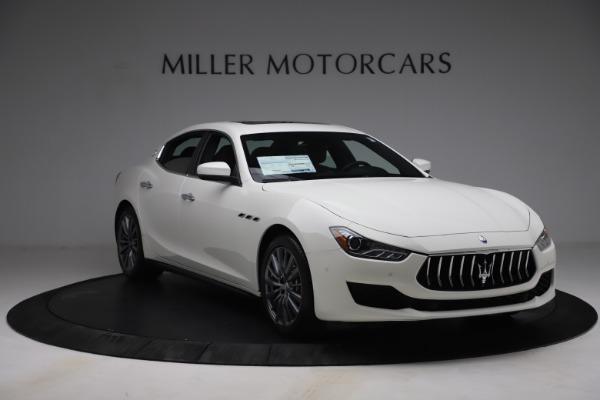 New 2021 Maserati Ghibli SQ4 for sale $85,804 at Bentley Greenwich in Greenwich CT 06830 11