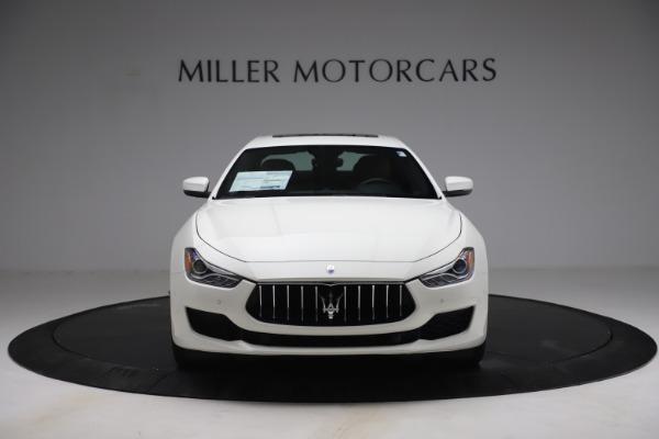 New 2021 Maserati Ghibli SQ4 for sale $85,804 at Bentley Greenwich in Greenwich CT 06830 13