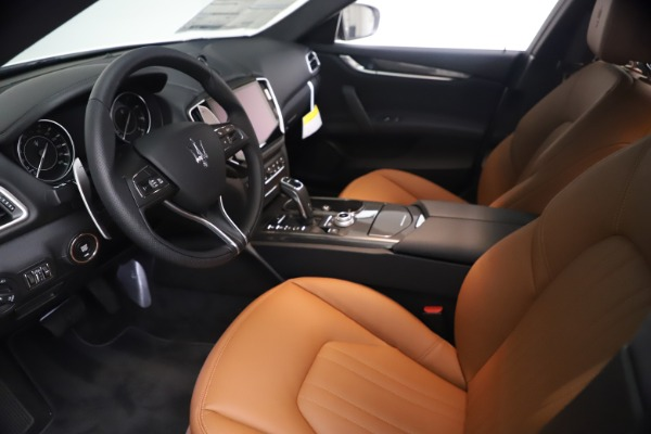 New 2021 Maserati Ghibli SQ4 for sale $85,804 at Bentley Greenwich in Greenwich CT 06830 14