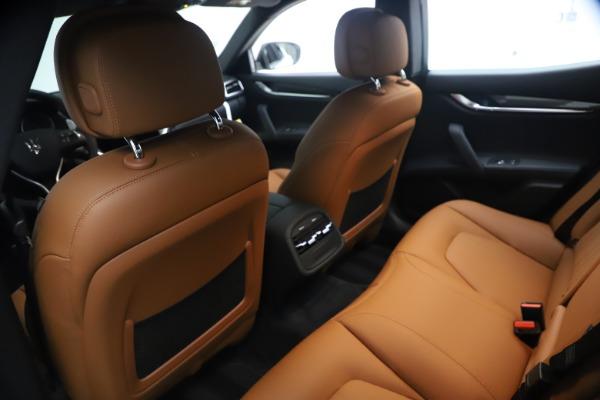 New 2021 Maserati Ghibli SQ4 for sale $85,804 at Bentley Greenwich in Greenwich CT 06830 19