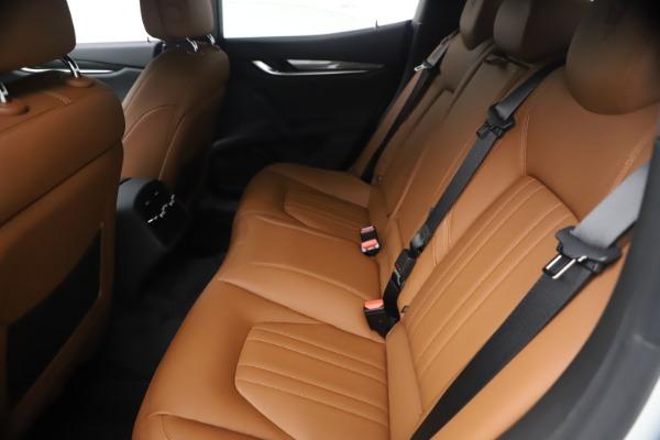 New 2021 Maserati Ghibli SQ4 for sale $85,804 at Bentley Greenwich in Greenwich CT 06830 20